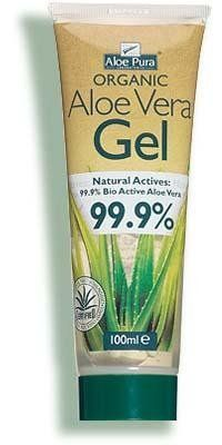 Aloe Pura Aloe Vera Skin Gel 100ml [Personal Care] by Aloe Pure. $16.26. Moisturises, softens and helps hydrate dry and sensitive skin.. Produced from 99.9% organic Aloe Vera gel, this can be applied to stretch marks, scars, dry, chapped skin, sun burn, skin irritations and minor burns.