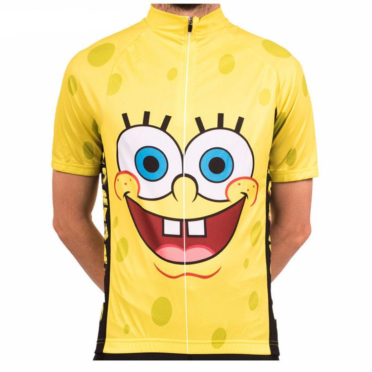 SpongeBob SquarePants Cycling Jersey