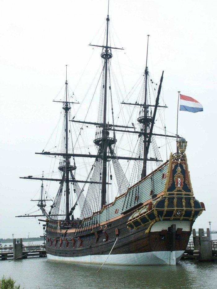 Batavia, pride of the Dutch East India company