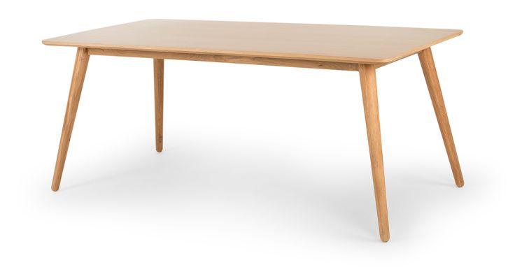 Pakar 70 Dining Table Natural Oak Modern Dining Table Modern