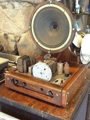 Valve-Amplifier