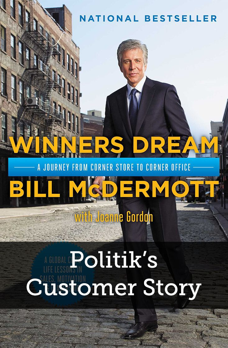 73 best client stories business development images on pinterest order the book winners dream a journey from corner store to corner office hardcover in bulk at wholesale prices isbn by bill mcdermott fandeluxe Image collections