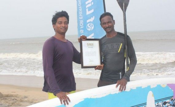 ENTERS LIMCA BOOK OF RECORDS !
