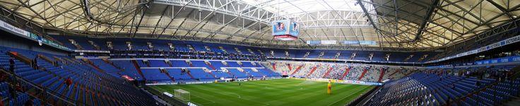 @Schalke Veltins-Arena, Stadion Gelsenkirchen #9ine