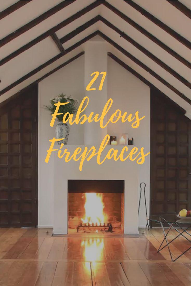 291 best fireplaces bob vilas picks images on pinterest