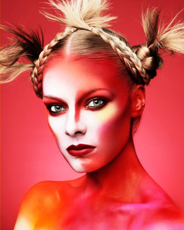 #rankin #art #makeup