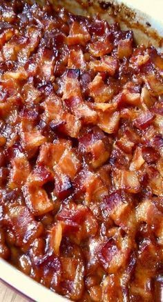 Southern Baked Beans                                                       …