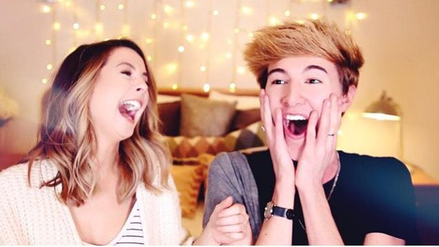 Nothing makes me more happy than when Zoe and Mark collab