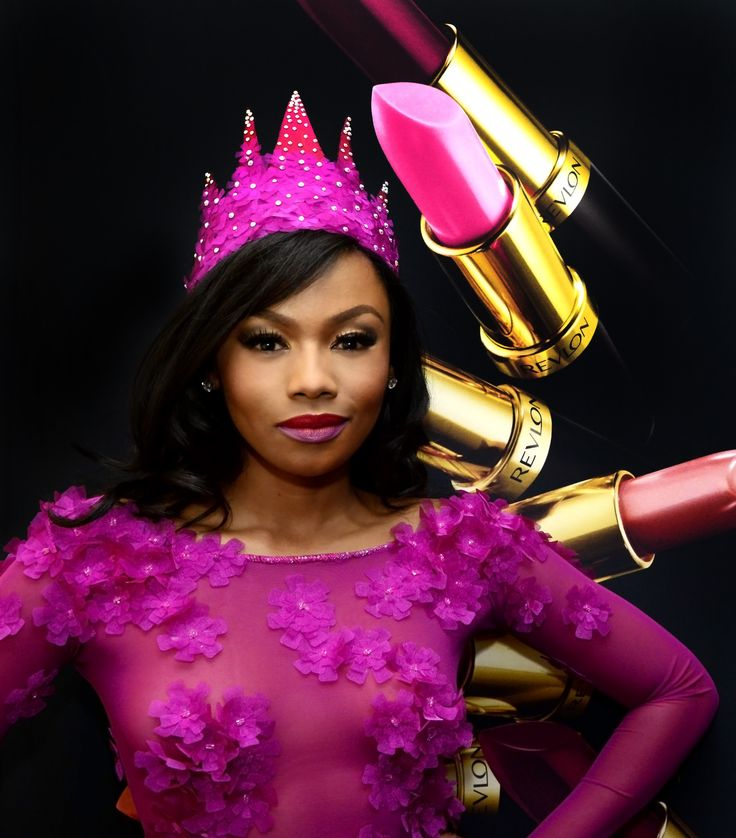 Revlon South Africa Brand Ambassador Bonang Matheba | Gert-Johan Coetzee SA Fashion Week Autumn | Winter 2014