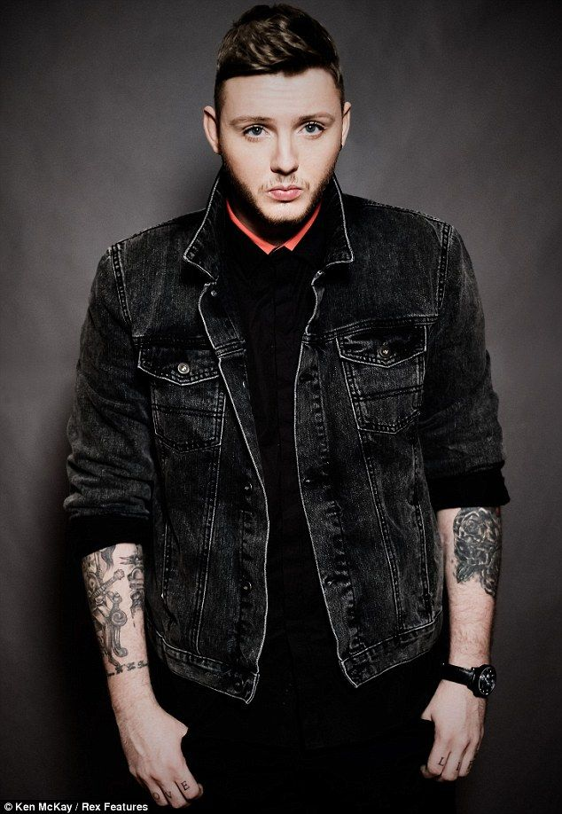 Has he got The X Factor? James Arthur prepares to fight for this year's title in tonight's show