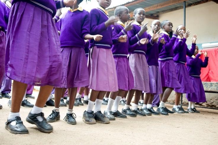 Compassion Bloggers Visit Tanzania