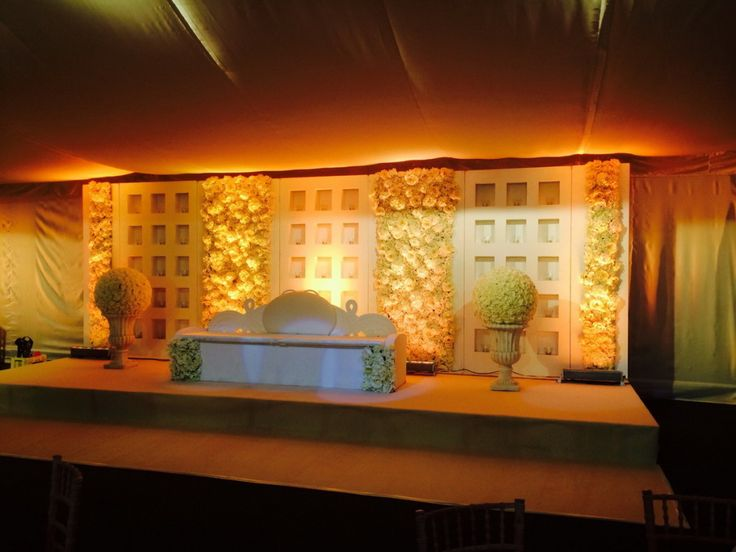These Indoor Ceremony Backdrops Will Make You Pray For: 1000+ Ideas About Wedding Stage Backdrop On Pinterest