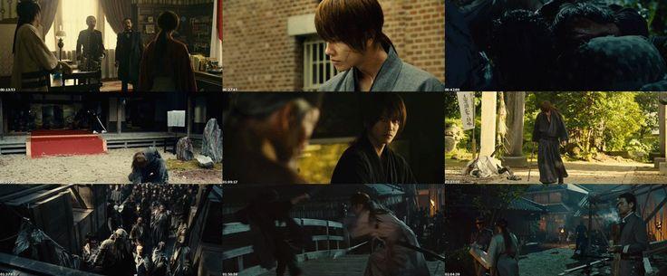 Rurouni Kenshin: Kyoto Inferno (2014) DVDRip 550MB + Subtitles | Dunia Film Baru