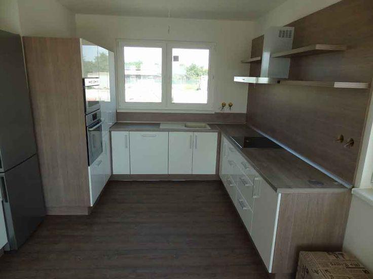 Low energy house interior - Kitchen