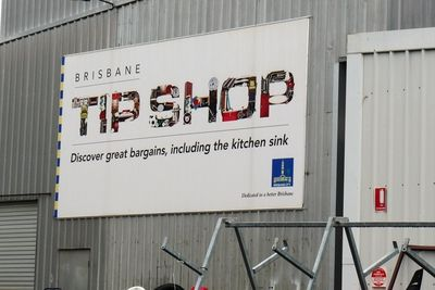 Head to the Brisbane Tip Shop to hunt for a bargain, and find your treasure amongst other people's trash visit the Acacia Ridge store or the new Geebung store.