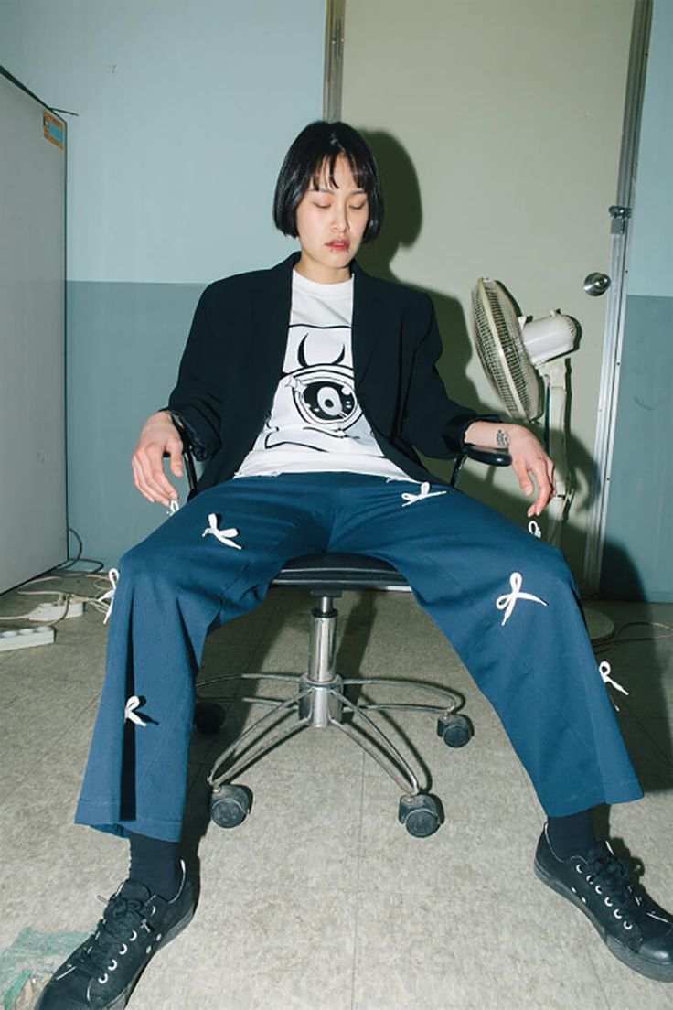 NBSP Is Seoul's Progressive Cool Women's Streetwear Brand