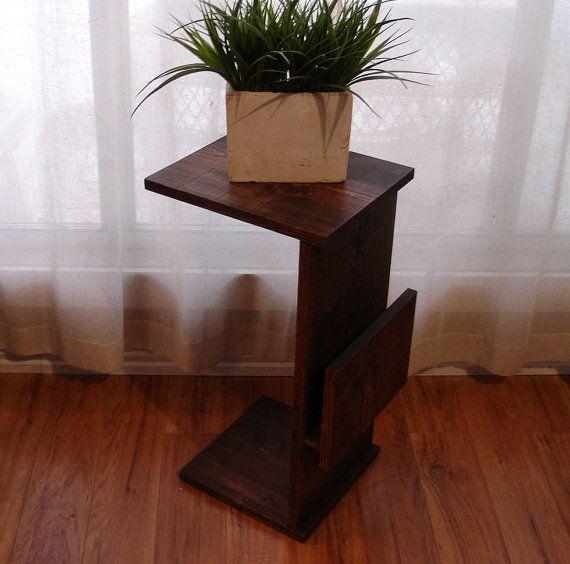 Divano sedia braccio resto vassoio tavolo Stand con di KeoDecor