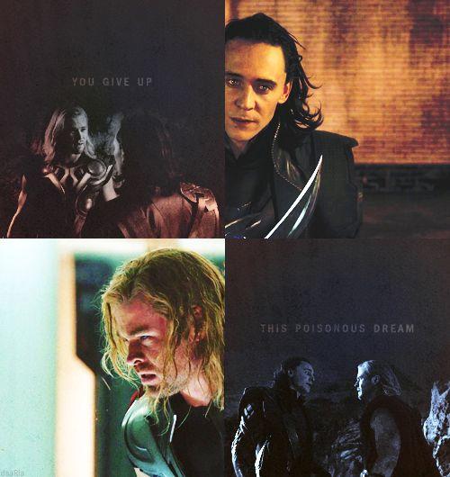 Thor & Loki #marvel