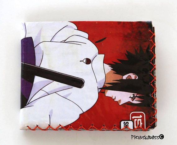 Anime accessories wallet Wallet Naruto Reycled Naruto