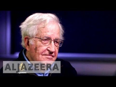 Noam Chomsky on the new Trump era - UpFront special - YouTube