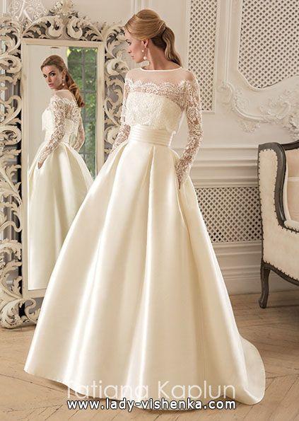 59. Brautkleider mit Spitze Ärmel  Alle Brautkleider http://de.lady-vishenka.com/wedding-dresses-lace-sleeves-2016/