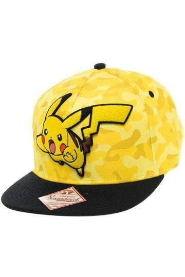In stock and ready to rock! Get it while its hot! http://www.collekt.co.uk/products/pokemon-snap-back-baseball-cap-pikachu-camo?utm_campaign=social_autopilot&utm_source=pin&utm_medium=pin #Funko #funkopop #Funkouk