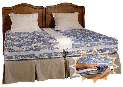 How To Turn Twin Beds Into A King Sized Bed Using A Twin