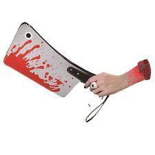 Kreepsville 666 Cleaver Clutch Bag Purse Horror Bloody Punk NEW Psychobilly Goth