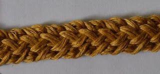 Tina's handicraft : Crochet handles for bags