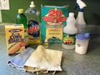 Safe cleaning products for septic systems