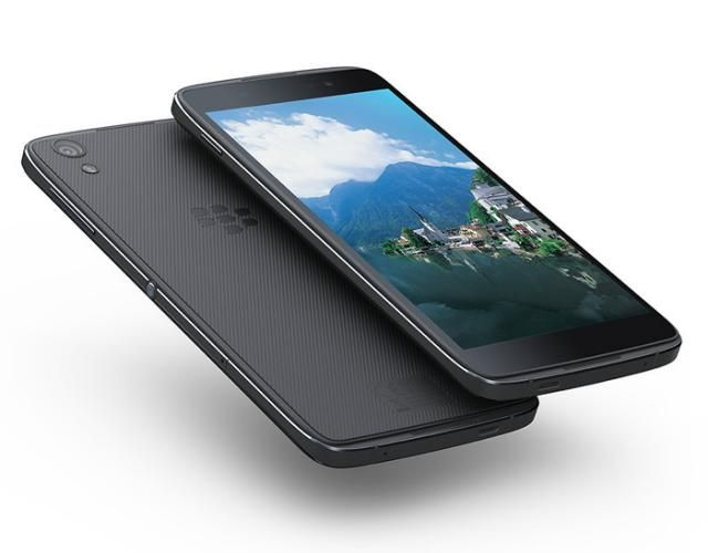 BlackBerry DTEK50 specs