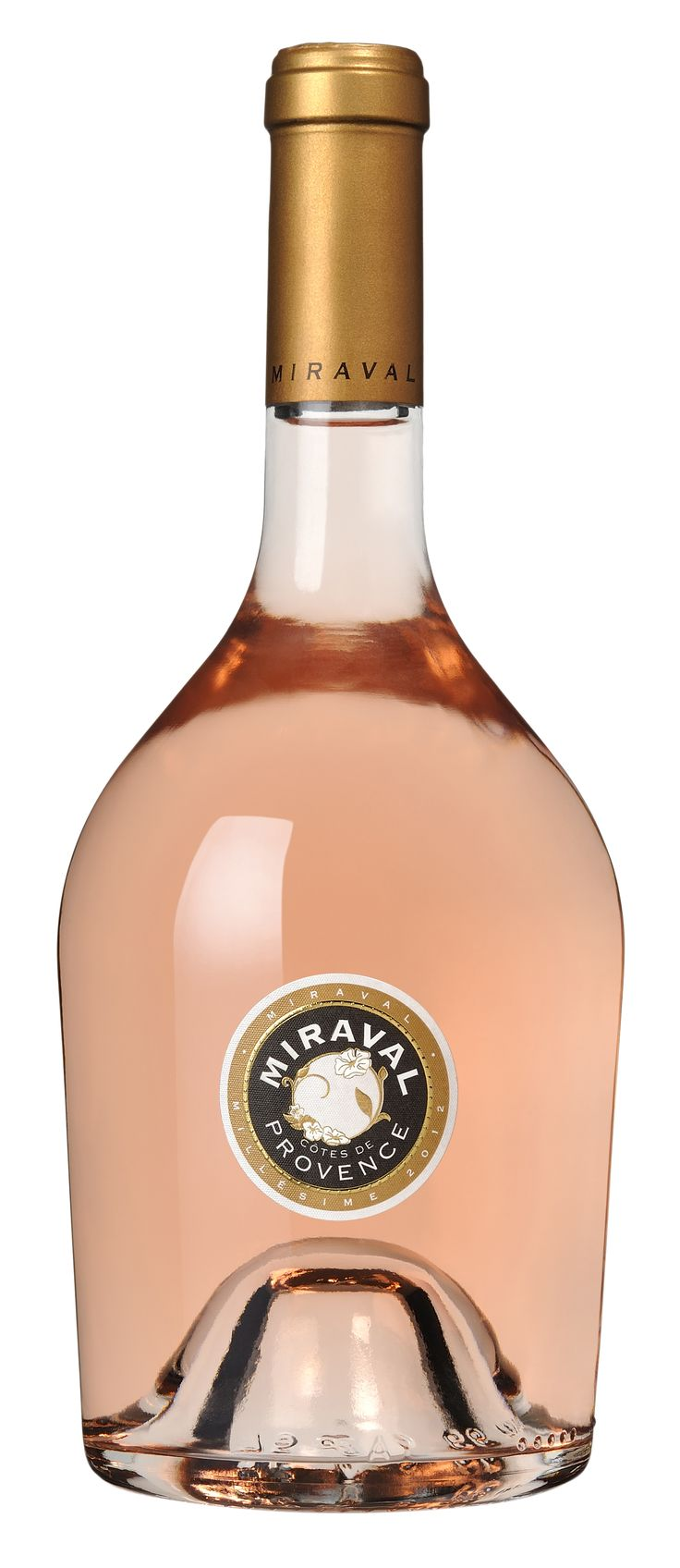 """Miraval Provence Rosé, currently available only at Whole Foods Markets at about $25, is no celebrity stunt. In fact, it is one of the loveliest roses we've tasted in some time."""