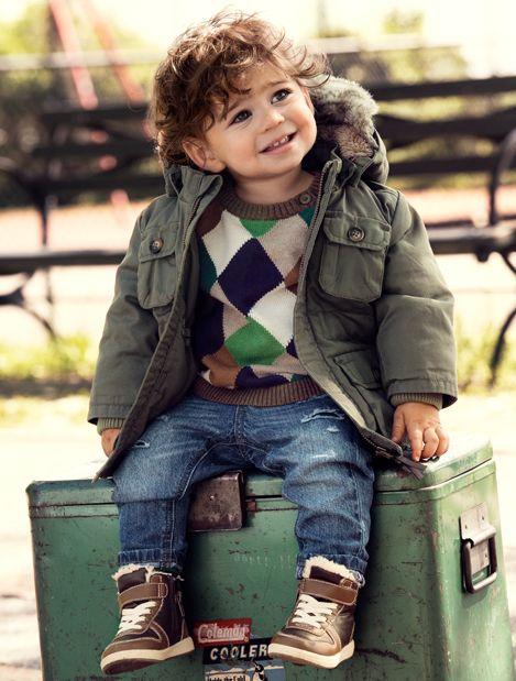 Kids + Layers | Baby Boy Size 4-24m |  H&M US