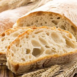 Found in response to a request for a bread machine recipe for Ciabatta Bread. I love this stuff. It is one of the best breads I make! - Ciabatta Bread Recipe