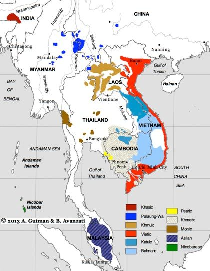 Advice for learning languages in Southeast Asia