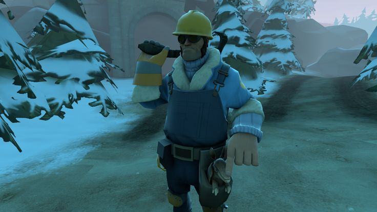 I make stuff using SFM. This is one of the ones that isn't ridiculous. It's my TF2 Engineer loadout.