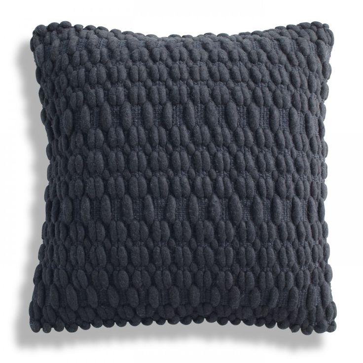 Gam Gam Throw Pillow - Navy Blue Throw Pillows | Blu Dot