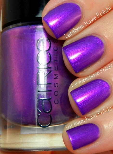 Let them have Polish!: Catrice King Heavy Metallilac