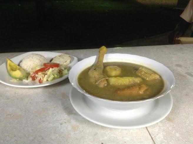 Sancocho trifásico colombiano http://www.restauranteelplatanal.com/ubicacion