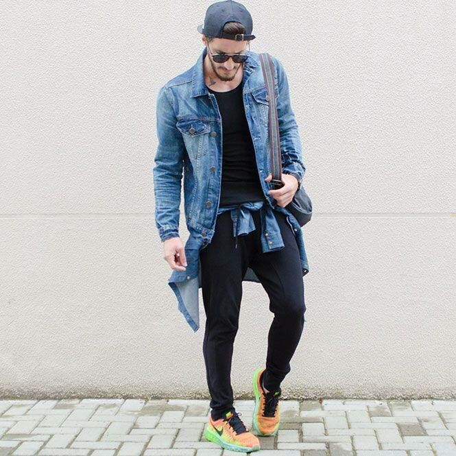 Fashionweek | OUTFITS MAN* | Pinterest | Denim Jackets Shirts And Rocks