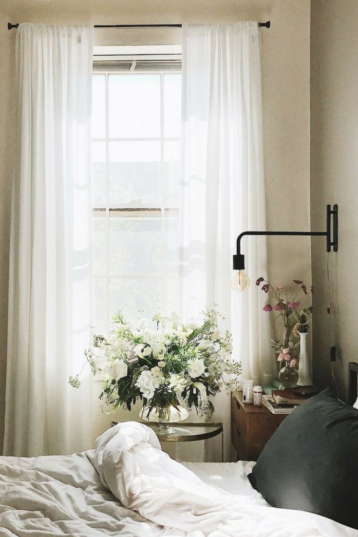 Best 25  Cream bedroom curtains ideas on Pinterest | Family room ... for Off White Bedroom Curtains  587fsj