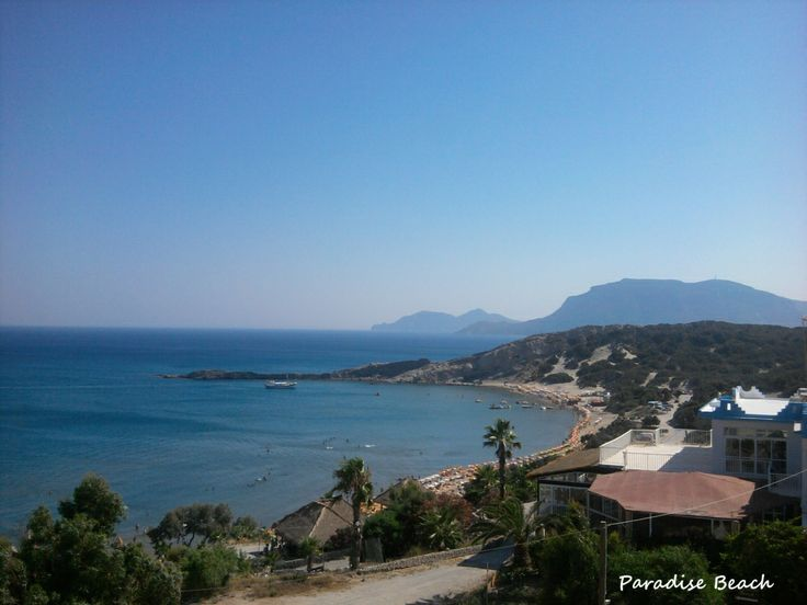 Another beach to visit on your #Kos #2014 #holiday is Paradise Beach the most  famous beach on the island.