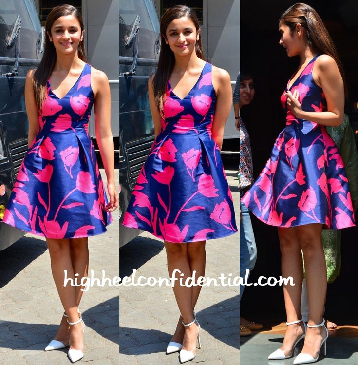 Alia Bhatt In Sachin & Babi At 'Kapoor And Sons' Promotions-1