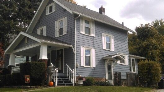 Sherwin Williams Serious Gray With Extra White Home