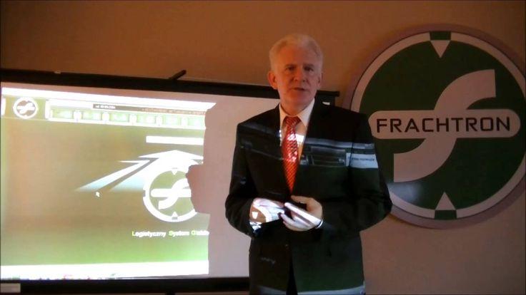 wideo promocyjne projektu http://frachtron.pl w serwisie - crowdfunding udziałowy - http://crowdangels.pl