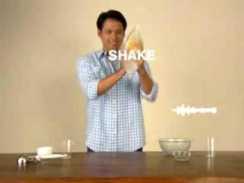 Как быстро приготовить фруктовое мороженое