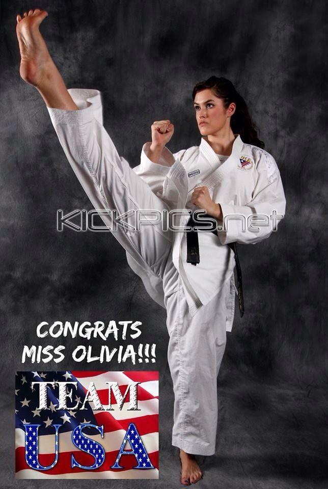 aa12f577323ce9 Pin by Jonathan Betech on My karate girls.