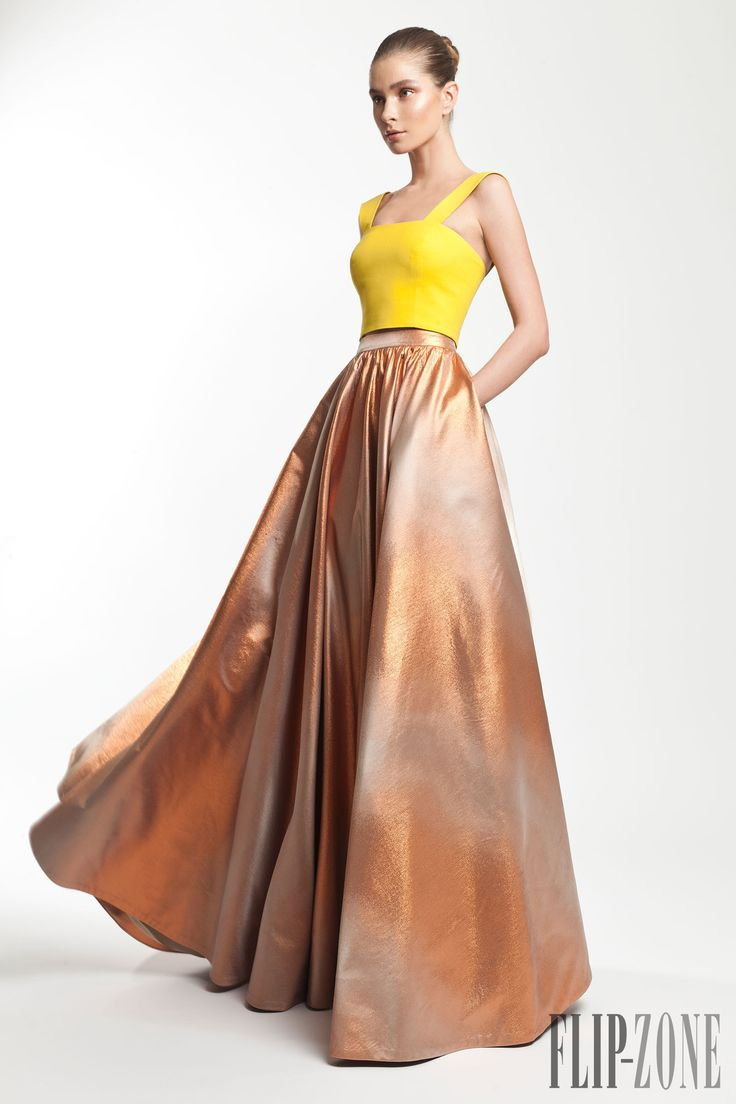 Rani Zakhem Spring-summer 2015 - Couture - http://www.flip-zone.com/rani-zakhem-5339