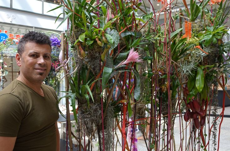 Mehmet Yilmaz aus Bad Neuenahr in Rheinland Pfalz ist der Drittplazierte der DMF 2016 in Berlin.
