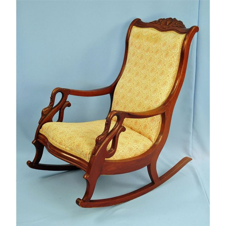 Goose Neck Rocking Chair Google Search Rocking Chairs